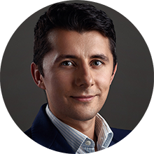 About us Marcin Founder