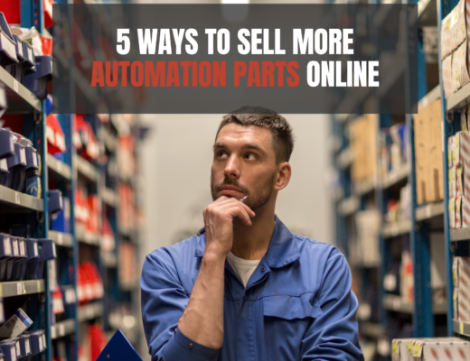 sell automation parts online