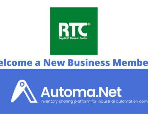 RTC logo Business Member on Automa.Net
